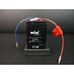 強力MF6Vバッテリー 6N2-2A-4互換 シャリー